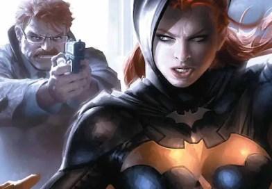 Batgirl Volume 4 Wanted