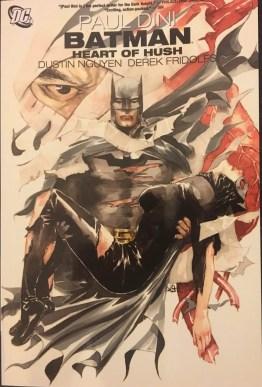 Batman Heart of Hush Cover