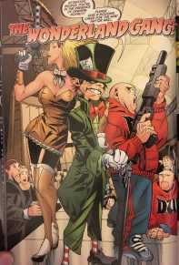The Wonderland Gang