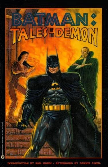 al ghul tales of the demon