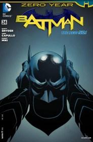 Batman #24 New 52 Cover