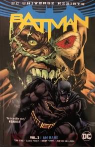Batman Volume 3 I am Bane Cover