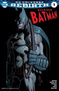 All-Star Batman Rebirth 1