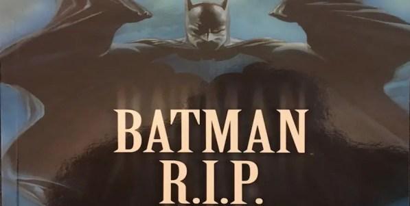 Batman R.I.P. Review
