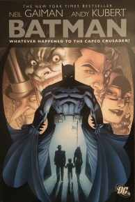 Whatever Happened to the Caped Crusader Cover