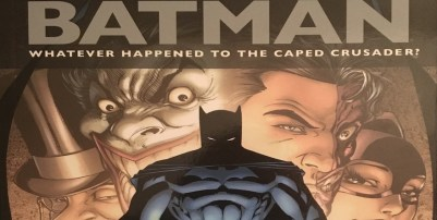 Whatever Happened to the Caped Crusader Review