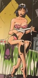 Catwoman Lingerie