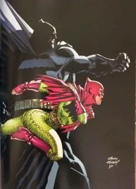 Batman and Batgirl Dark Knight 3