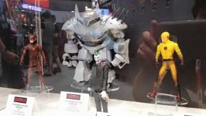 Justice Buster Figurine