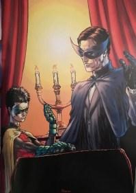 Simon Hurt and Damian
