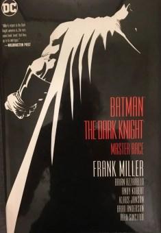 The Dark Knight Master Race Cover