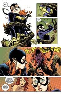 Batgirl Poison Ivy