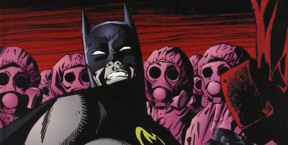 Batman Contagion Review