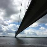 The Humber Bridge, Hull