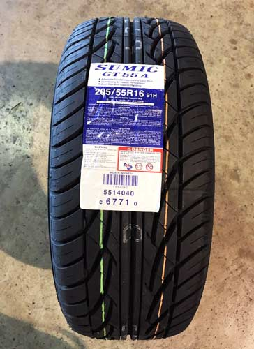Sumic All Season Radial Snow Tires Reviews