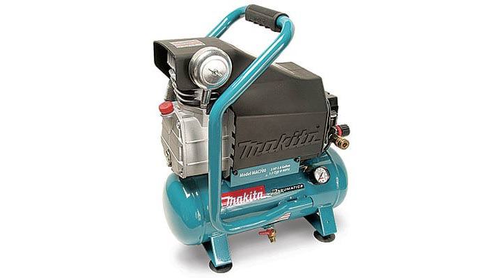 Makita Horizontal Air Compressor