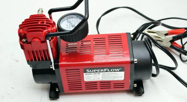 Superflow Portable Air Compressor