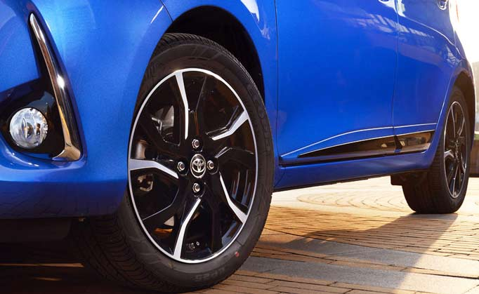 toyota yaris best offroad alloy wheels rims
