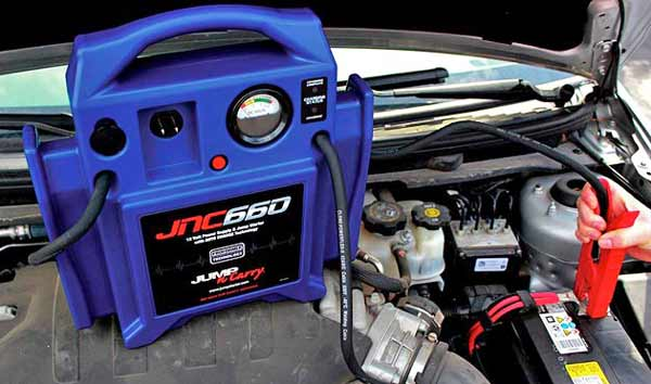 The Best Portable Jump Starter Reviews 2019 Booster Pack