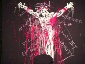 Splat Experience is Christ-Centered Live Art Creation