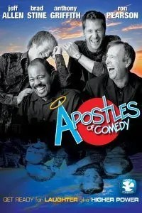 What comedians have been on the Apostles of Comedy?