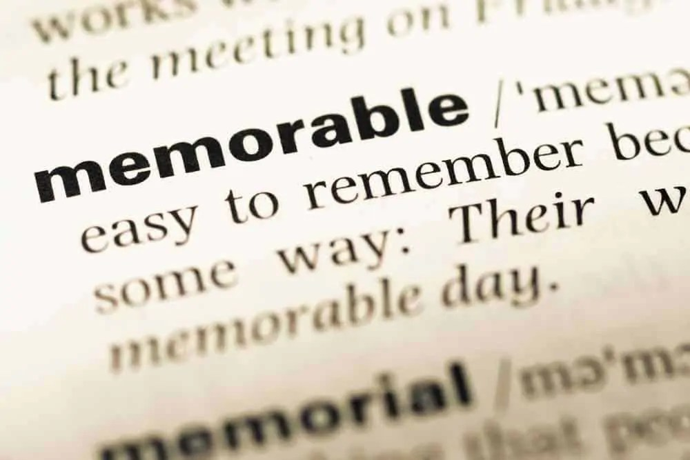 memorable, remember, words, text
