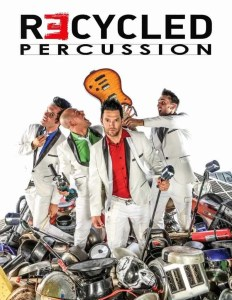 Recycled Percussion – The Secret Ingredient to a Successful Charity Event