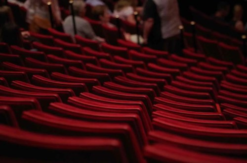 audience, theatre, entertainment