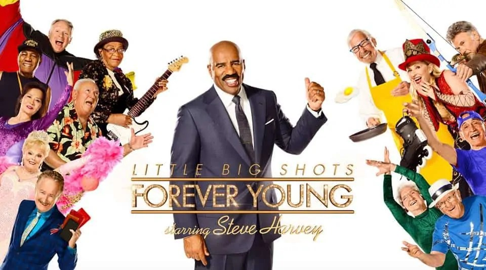 steve harvey, Little Big Shots: Forever Young