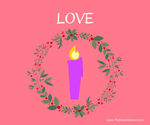 Advent's love