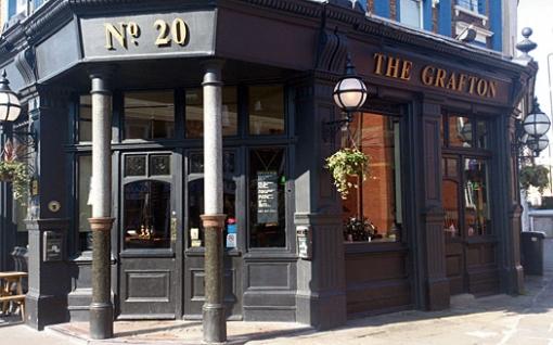 grafton entrance