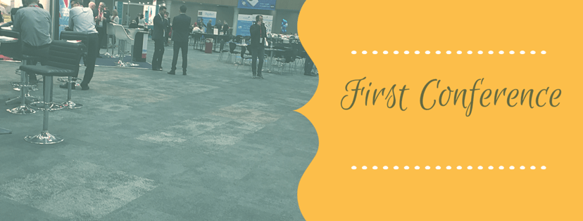 First Grownup Conference Experience