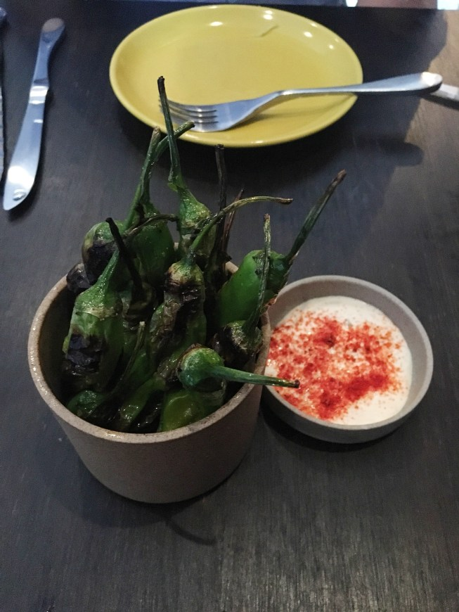 Shishito Pepper - Tonnato, Huamei