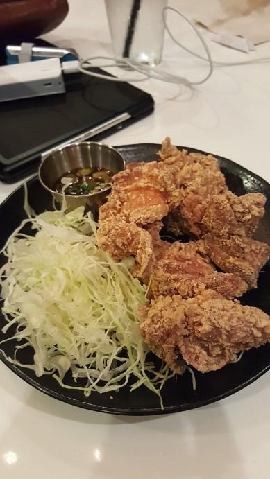 Kaarage - fried chicken