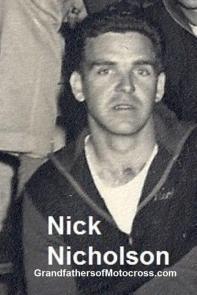 1948 c. Nicholson, Nick HillToppers mc