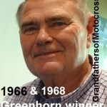 1968 Greenhorn winner Dick Chase, who also won in 1966. His father, Frank also won in 1955