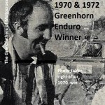 1970 Greenhorn & 1972 winner Bob Steffan with celebatory cigar