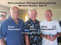 2010 a5 Hilltoppers MC Reunion Rasmussen brothers & Del Kuhn