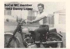 SoCal MC, Danny Lopez