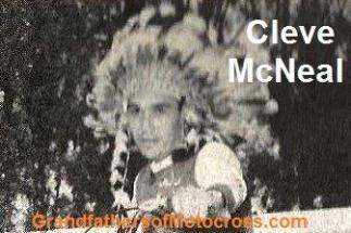 SoCal MC, Cleve McNeal, a Native American, Crater Camp