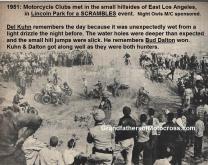 East L.A. Lincoln Park The 20 Nite Owls MC Scrambles, Bud Dalton