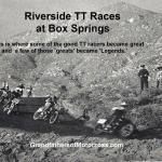 00 1950 Riverside TT race track, box photo for web site