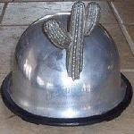 1952 a2 Cactus Derby helmet trophy