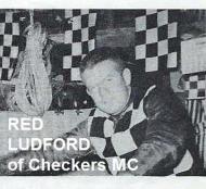 Checkers MC, Red Ludford 1953