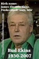 Ekins, Bud (AMA) 2007 1930-2007