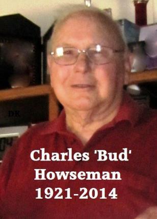 Howseman, Chuck 'Bud' a3 1921- 2014