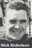 Nicholson, Nick (AMA) 1952 winner Catalina Grand National