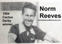 Reeves, Norm 1954 Cactus Derby winner 400 miles, Jack Rabbits MC