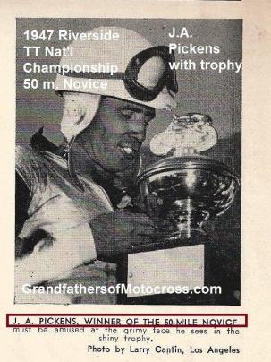 1947 9-1a16 Ray Tanner wins TT Pickens, Tom Turner, Bud Hogan, Jimmy Phillip, Stan Irons - Copy (3)