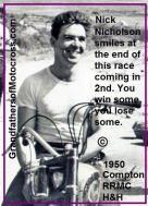 1950 3-19 c3 2nd Nick Nicholson at RR MC H&H